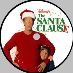 Cover photo of Tim Allen and the lad who played his son in The Santa Clause